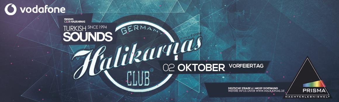 02.10. Halikarnas @ Prisma Dortmund ( Vorfeiertag)