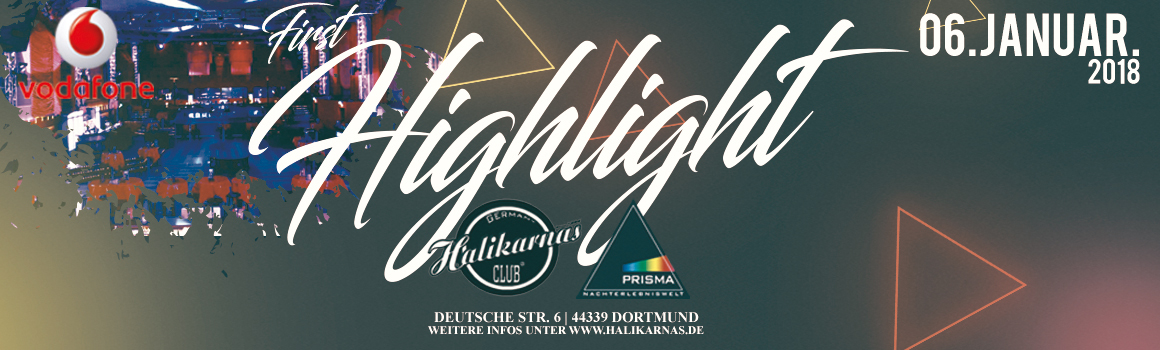 06.01. Halikarnas First Highlight @ Prisma Dortmund