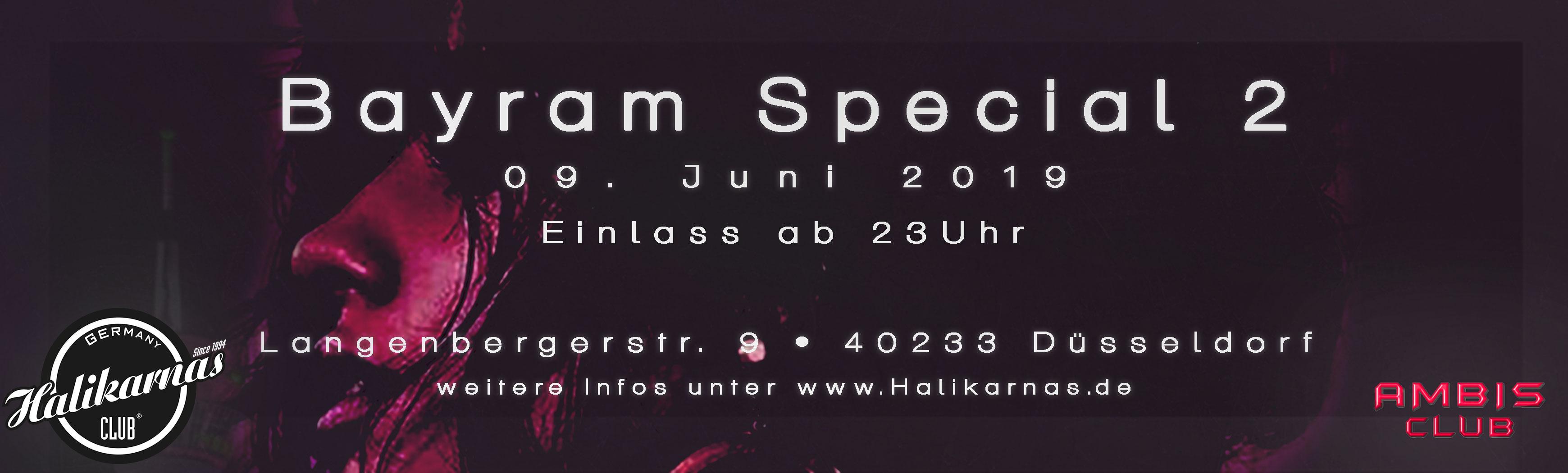 So.09.06. Halikarnas Bayram Special 2 im Ambis Düsseldorf