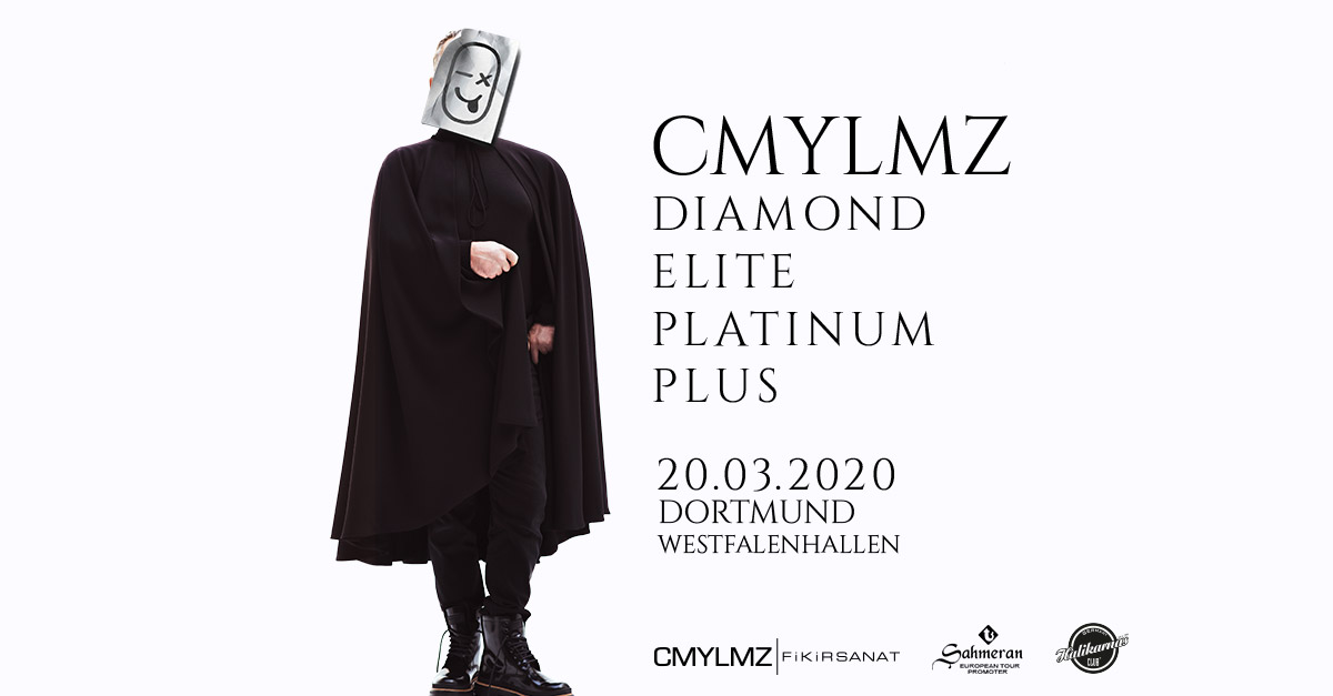 20.03.20 Cem Yilmaz Diamond Elite Platinum Plus @ Westfalenhallen Dortmund