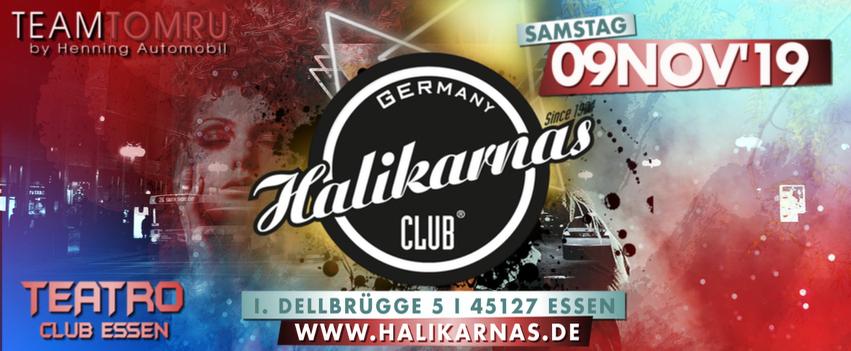 09.11. Halikarnas @ Teatro Club Essen