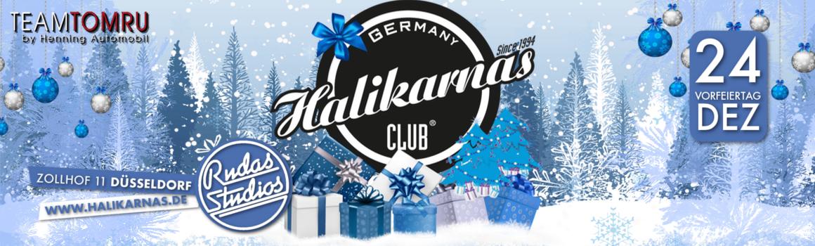 24.12. Halikarnas Christmas Special Rudas Düsseldorf