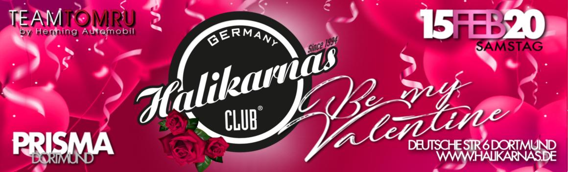 15.02. Halikarnas Valentine's Special @ Prisma (Dortmund)