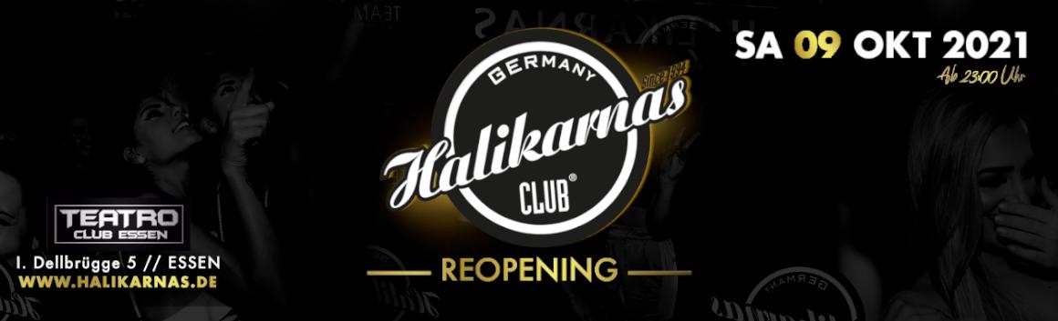 09.10.21 Halikarnas Reopening @ Teatro Club Essen